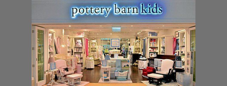 Pottery Barn Kids Banner