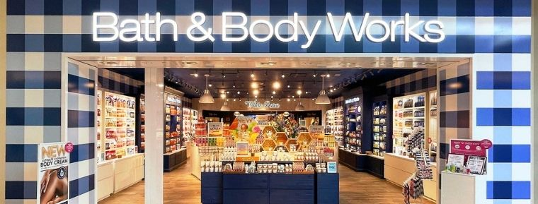 Bath and Body Works Banner