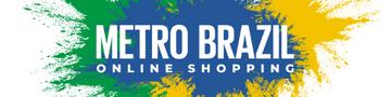 مترو برازيل Metro Brazil logo